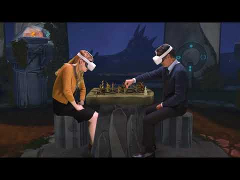 Fan del ajedrez, Chess Club VR