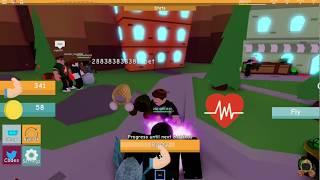 Dominus Lifting Simulator ROBLOX