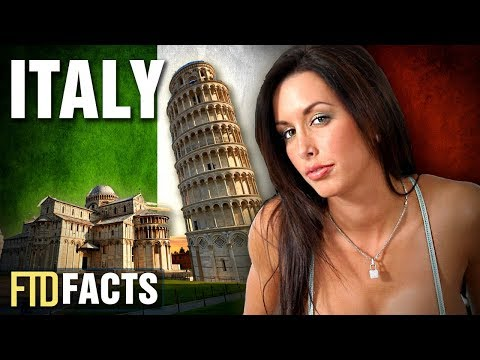 Incredible Facts About Italy