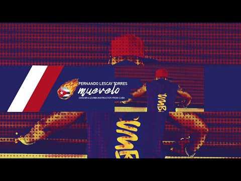 Zumba - Tamo' Happy - Merengue / Ilegales / Mega Mix 59 - Fernando Lescay Torres