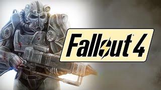 Fallout 4 прохождение без комментариев [Биометрический сканер Фаллаут 4] #176