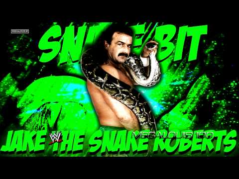 Jake ''The Snake'' Roberts WWE Hall of Fame 2014 Theme Song - ''Snake Bit 2014'' With Download Link