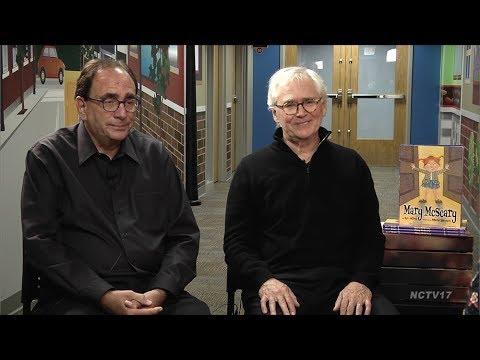 Authors Revealed   RL Stine & Marc Brown