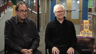 Authors Revealed   RL Stine & Marc Brown
