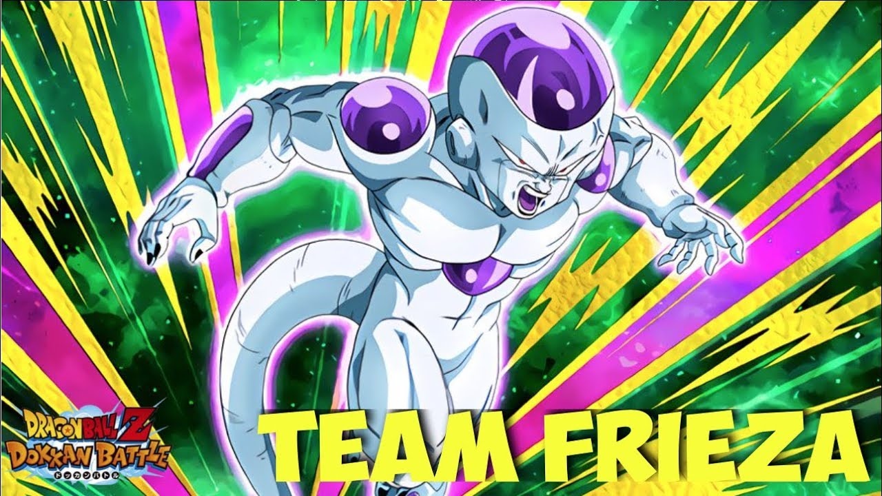 Best Final Form Frieza! Full Frieza Team Showcase vs FP ...