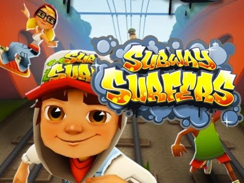 Subway Surfers - App Hands-on with Cupquake