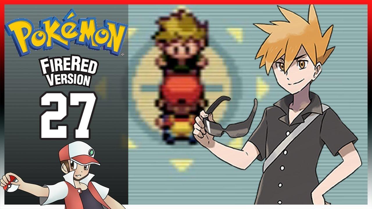 Pokemon Fire Red: Part 27 - Pokemon League Champion - YouTube