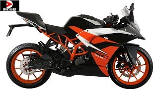 KTM RC 200 New Black Color Launched #Bikes@Dinos
