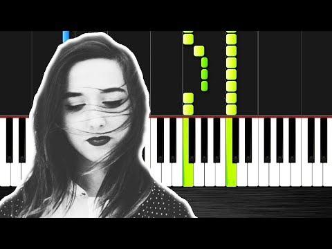 Omuzumda ağlayan bir sen-Piano by VN