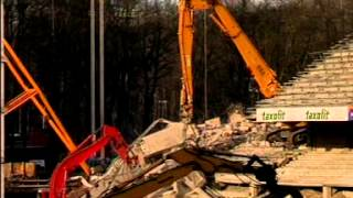Der Bau des RheinEnergieSTADIONs