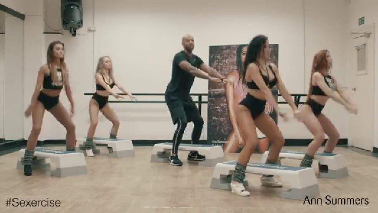 Sexersize workout