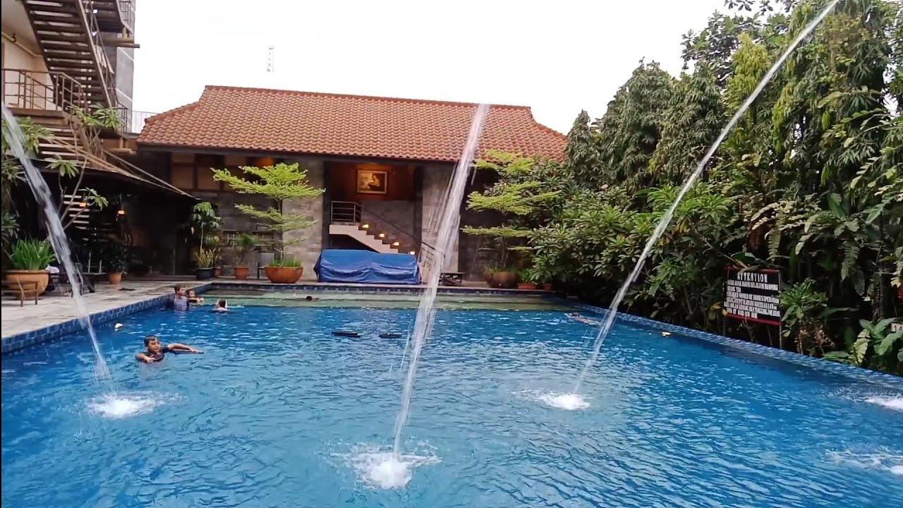 Kolam Renang Bali World Hotel Bandung Bersama Gen Riyadi Depok Youtube