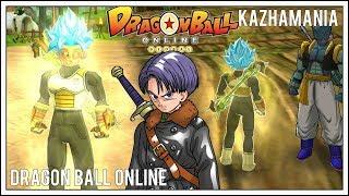 Dragon Ball Online Global : MMO gratuit (+patch français)