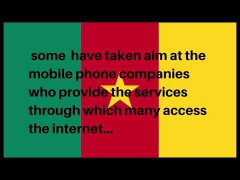#BringBackOurInternet: Cameroon without the Internet for 38 days