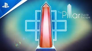 The Pillar: Puzzle Escape - Release Trailer | PS4