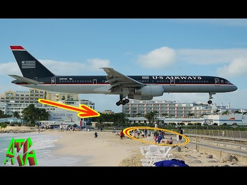 10 Most Dangerous Airport Landings in The World