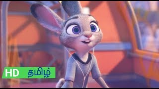 vuclip Zootopia -தமிழ் | 'Try everything' song in tamil