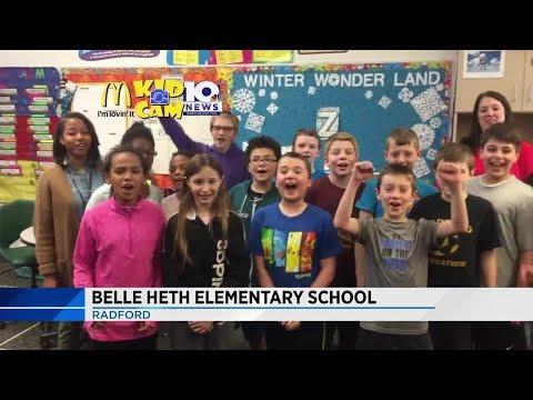 Kid Cam: Belle Heth Elementary School