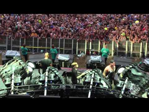 The Glitch Mob - Lollapalooza Chicago 2014