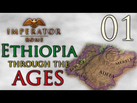 Imperator: Rome | Ethiopia Through The Ages | Episode 01 |