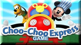 Mickey Mouse Clubhouse - Mickeys Choo Choo Train Express -Mickey Mouse Game