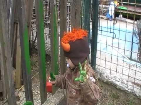 john beim zaun streichen 14 03 2012
