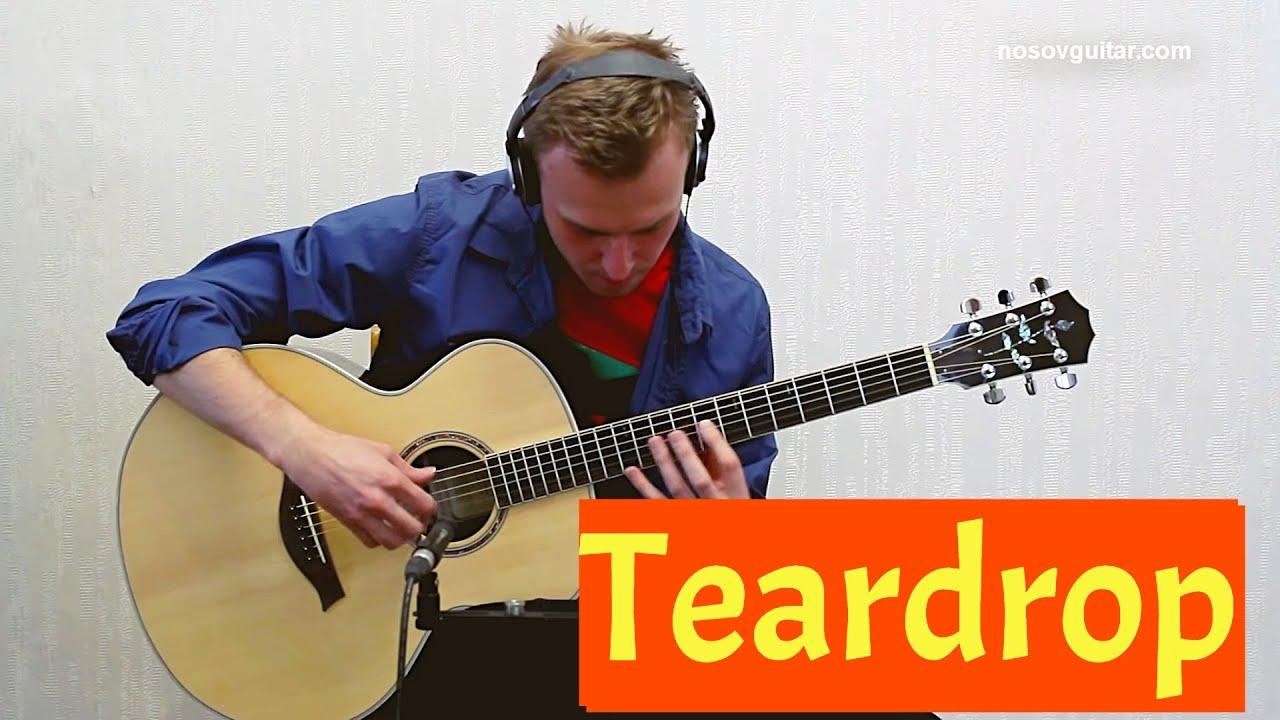 massive-attack-teardrop-guitar-cover-by-alexey-nosov-alexey-nosov