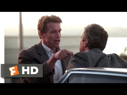 Kindergarten Cop (1990) - Hitting Back Scene (9/10) | Movieclips
