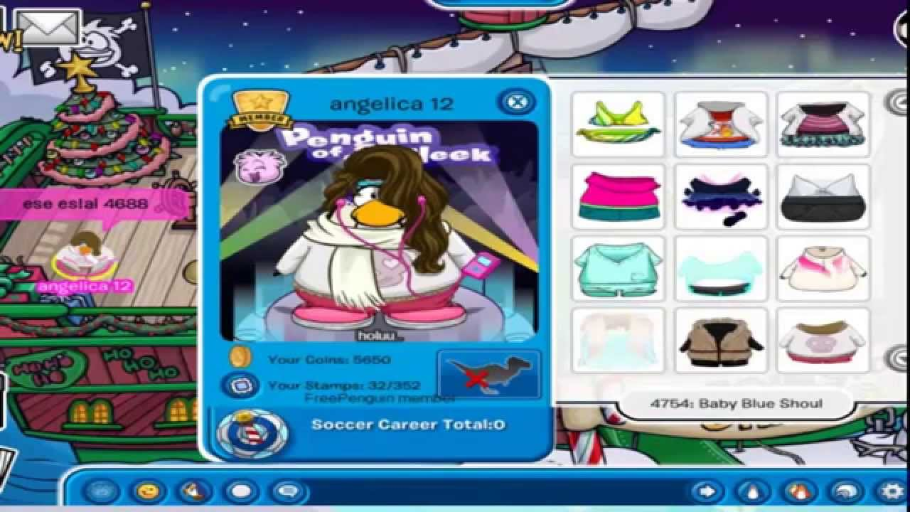 codes de ropa free penguin mujer
