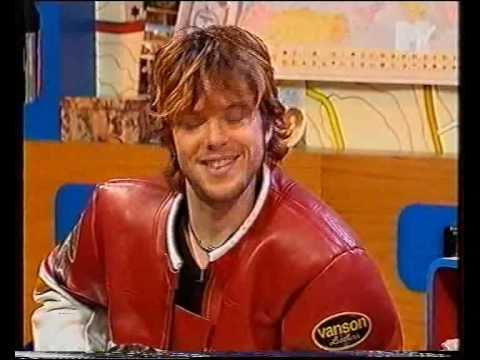 Espen Lind-Mtv  Interview 1998 Part one