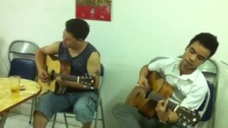 Mama i'm coming home - funny guitar with Mr.Nam