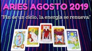 "ARIES ""Alguien viene hacia ti"" Agosto 2019 (Tarot)"