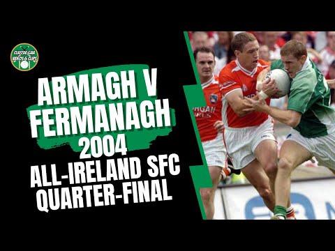 Armagh v Fermanagh 2004 All-Ireland SFC Quarter-Final