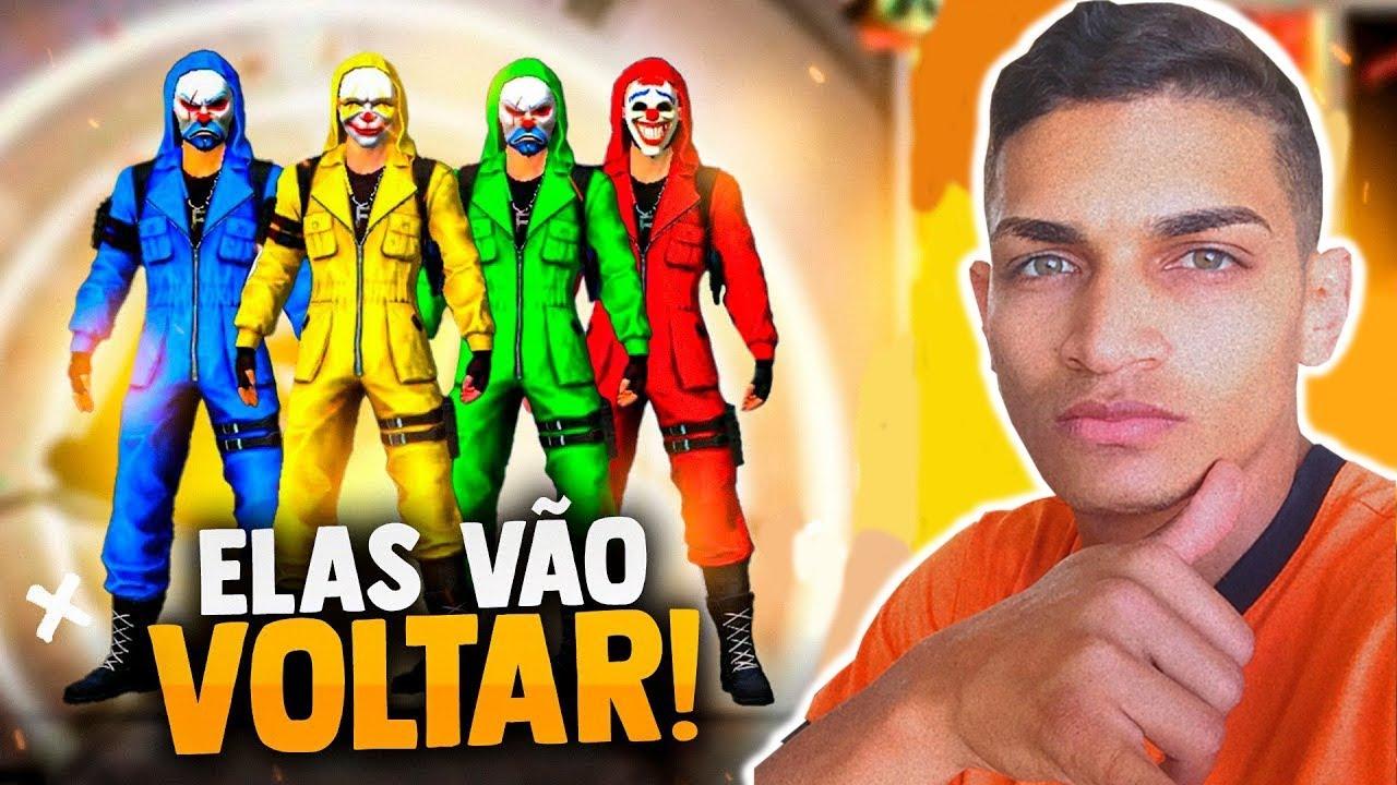 🔥 FREE FIRE - AO VIVO 🔥 TOP CRIMINAL VOLTANDO 🔥 X1 DOS CRIAS E 4X4🔥 TREINO EMULADOR 🔥 LIVE ON🔥