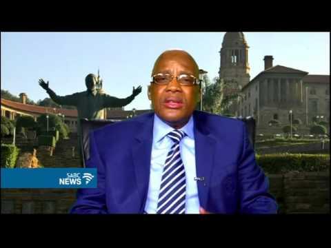 Health Minister Dr Aaron Motsoaledi on HIV/AIDS fight in SA