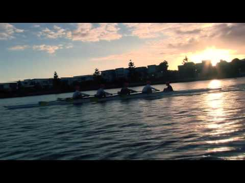 Churchie Rowing - Year 10 First Quad 2015
