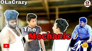 The Mechanic || OLaCrazy || New Assamese Comedy Video