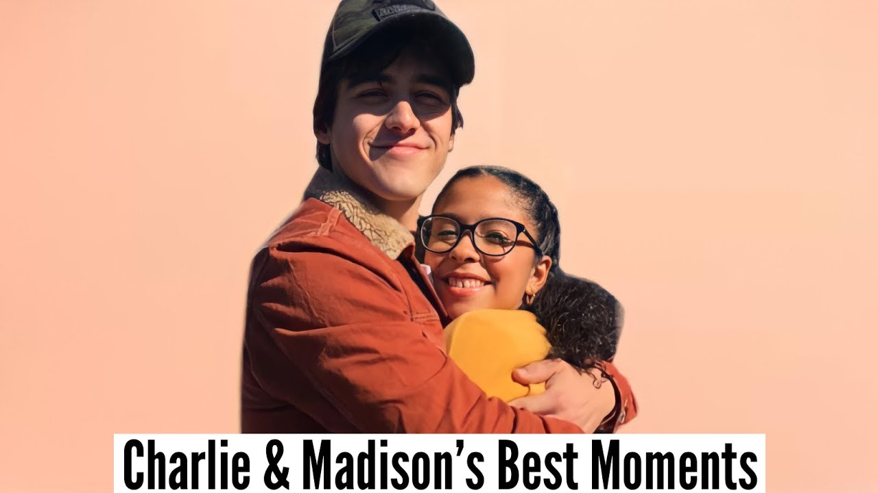 Charlie Gillespie & Madison Reyes | Best Moments