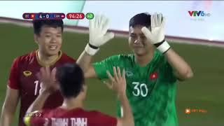 Video tổng hợp| U22 Viet Nam 4 0 U22 Campuchia bán kết 2 seagames 30