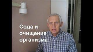 Сода и очищение организма Alexander Zakurdaev