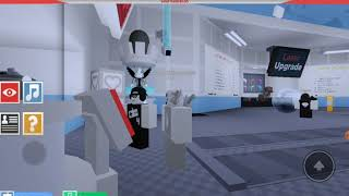 I become a guinea pig in roblox!