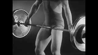 Тяжелоатлетическая школа СССР [техника рывка]