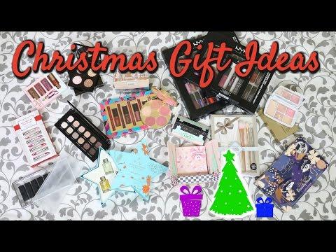 Christmas/Holiday Beauty Gift Guide | AKA Should You Treat Yo'Self?