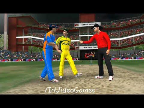 7th October 1st T20 Match India Vs Australia ODI World Cricket Championship 2 Gameplay