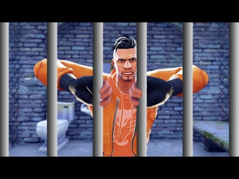 IMPOSSIBLE FORTNITE PRISON ESCAPE! *maximum security!*