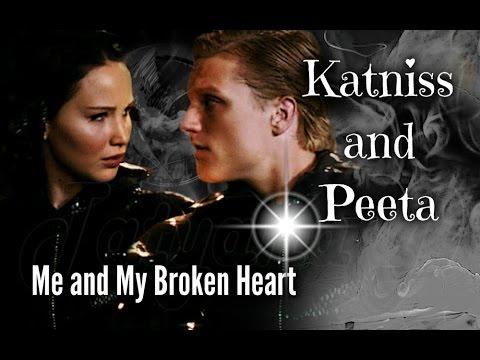 Katniss and Peeta - Me and My Broken Heart