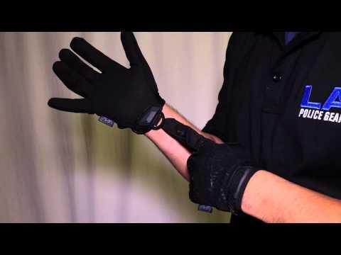 LA Police Gear SPECIAL - Mechanix Wear The Original Covert Glove