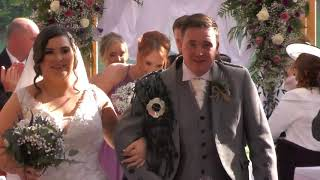 Mr & Mrs McIntyre's Wedding Highlight 21/09/2019