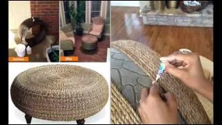 видео Мебель для дачи: 30 фото примеров