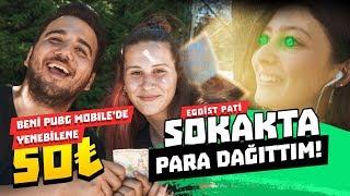 BENİ YEN 50 TL ÖDÜL! PUBG Mobile SOKAK SAVAŞLARI (Doğum Günü Özel)